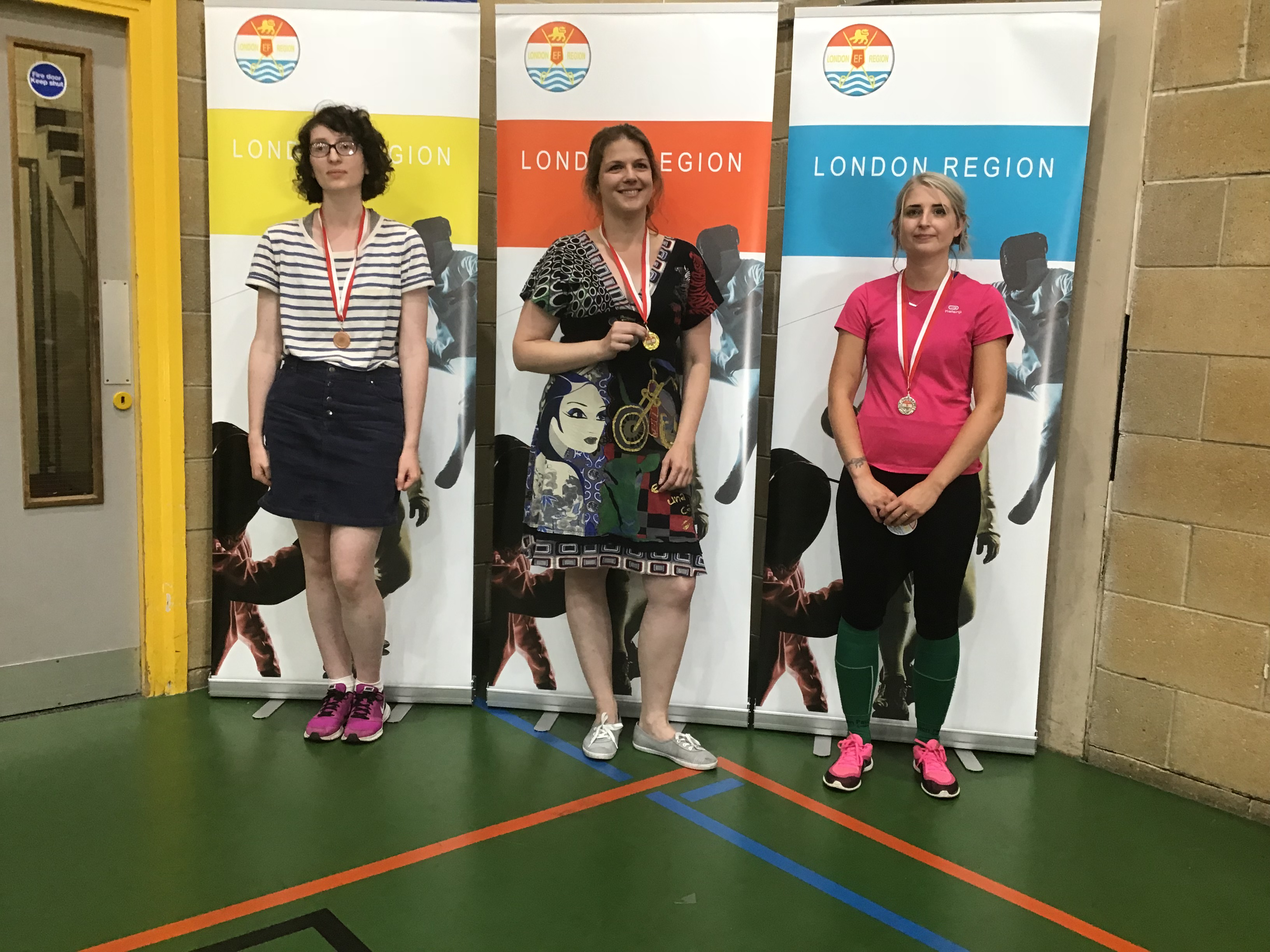 2018 London Summer N Amp I Results London Region Fencing