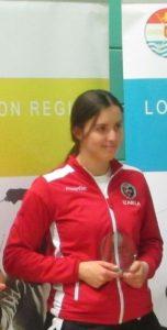 Womens Sabre Champion